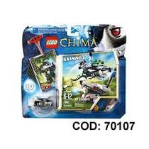 Lego Chima Speedorz Skinnet 100 % Original!novedad!oferton!!