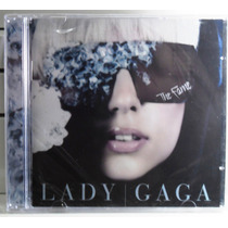 Cd Lady Gaga The Fame Lacrado Raro Dance Funk Disco Pop
