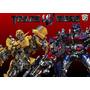 Kit Imprimible Para Tu Fiesta De Transformers 4
