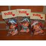 Muñecas Estilo Frutillitas Cabeza Goma Antiguas!!