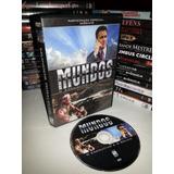 Dvd Mundos Paralelos - Filme Original E Raro - Frete R$ 8,00