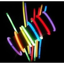 Pulseras Luminosas Quimicas Cotillon De Neon X 500!!!!