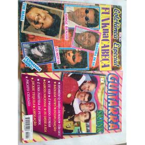 Raridade! Revista De Cifra De Peso! ( Tim Maia , Skank, Jbj)