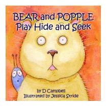 Libro Bear And Popple Play Hide And Seek, D Campbell