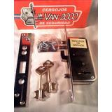 Cerradura Vandos Modelo 946 Para Porton Corredizo