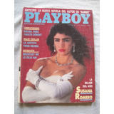 Revista Playboy Edición Argentina Nº20 - Susana Romero 87`