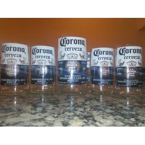 Vasos Artesanales De Cerveza Corona