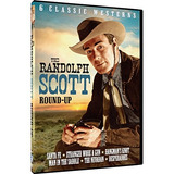 Dvd : Randolph Scott Roundup Vol 2: 6 Films