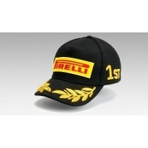Boné Original Pirelli Podium F1 Racing Gp Import Alemanha