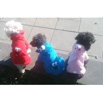 Ropa Para Perros Trajes Elmo, Comegalletas, Conejo Y Reno