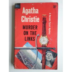 Murder On The Links Agatha Christie Hercule Poirot En Inglés