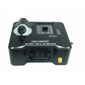 Maquina De Fumaça Com 21 Leds De 3w Ah Lights Simulador Co²