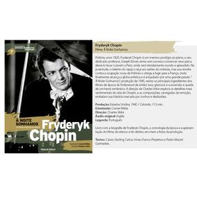 Coleção Folha Fryderyk Chopin