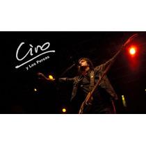 Ciro Y Los Persas - Discografía Completa - 5 Cd + 2 Dvd