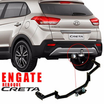 Engate Reboque Hyundai Creta 2017 /... Certificado Inmetro