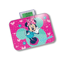 Bascula Baño Digital Disney Con Pantalla Minnie Mouse 150 Kg