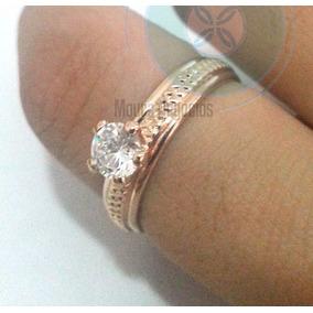 Presente Aniversário Namorada Noiva Anel Rommanel 511402