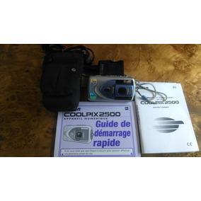 Camara De Fotos Nikon Coolplix 2500 Digital