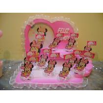 Souvenirs Minnie Bebé Nacimiento Primer Año!