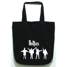 Bolsa The Beatles Grande Ecobag Passeio Escolar