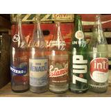 Botellas Soda Y Gaseosa Vottero Venado Estambul Inti Y 7up
