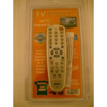 Control Universal V Modelos Isel Tv Blue Ray Dvd Sat Audio