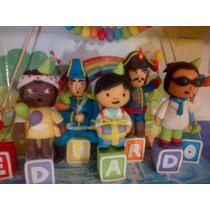 Zamba Y 2 Amigos De Fiesta !!! + 3 Cubos Con Tu Nombre!!