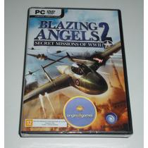 Blazing Angels 2 Combate Aéreo Da 2ª Guerra Jogo Pc Original