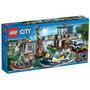 Lego City 60069 Estación De Policia Del Pantano Envio Gratis
