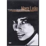 Dvd Nara Leão Programa Ensaio 1973 - Novo Lacrado Raro