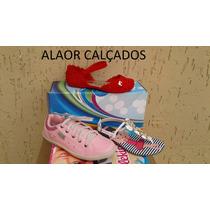 Sandália Infantil Kit3 Pares .obs: Cores Iguais Das Fotos