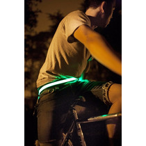 Chaleco Para Correr Safety Vest Led Reflective Belt ¿ Halo B