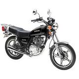 Se Hacen Y Se Montan Carbones De Arranque Moto Suzuki Gn125