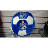 Peluches Balón Equipos Fútbol Real Nacional Millonarios
