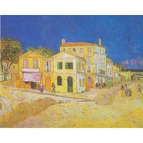Lienzo Tela Pintura Vincent Van Gogh Francia 1888 50 X 64 Cm