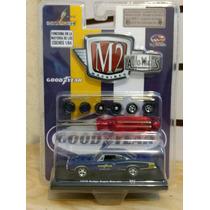 Dodge 1970 Super Bee 383 M2 Machines Auto Wheels