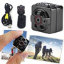 Mini Camara Sq8 Aluminio 1080p Hd Night Vision
