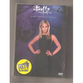 Buffy - A Caça-vampiros - 4ª Temporada 6 Dvds Box Lacrado