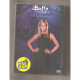 Buffy - A Caça-vampiros - 4ª Temporada 6 Dvds Box Lacrado