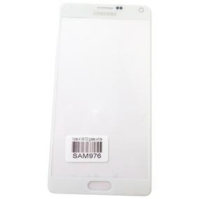 Samsung Galaxy Note 4 - Refacción Cristal Glass Color Blanco