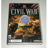 Civil War A Nation Divided | Guerra | Jogo Pc | Original