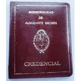 Monijor62-antiguo Carnet Municipalidad Almirante Brown