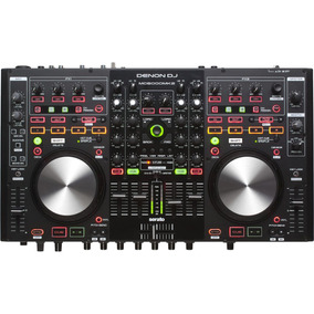 Controlador Denon Dn Mc 6000 Mk2 Usb Serato Mixer Dj Midi