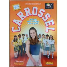 A269 Álbum Figurinha Vazio Panini Carrossel 2012