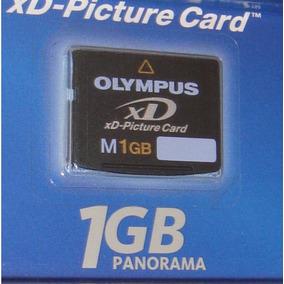 Memoria Olympus Xd De 1 Gb. Camaras Digitales Y Videocamaras