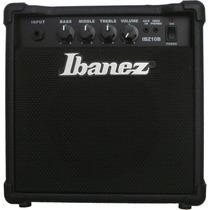 Amplificador Para Bajo Ibanez -10b 10 Watts