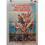 El Aeroplano Mas Loco Del Mundo Fenech Afiche Cine 70