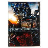 Dvd Transformers A Vinganca Dos Derrotados Edicao Especial 2