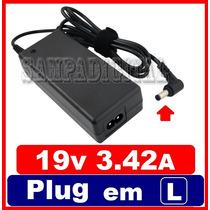 Carregador Positivo Unique N3700 N3100 N3955 N4200 19v 3.42a