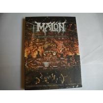 Malon - El Regreso!!- Dvd+cd Nuevo(metallica-megadeth-slayer